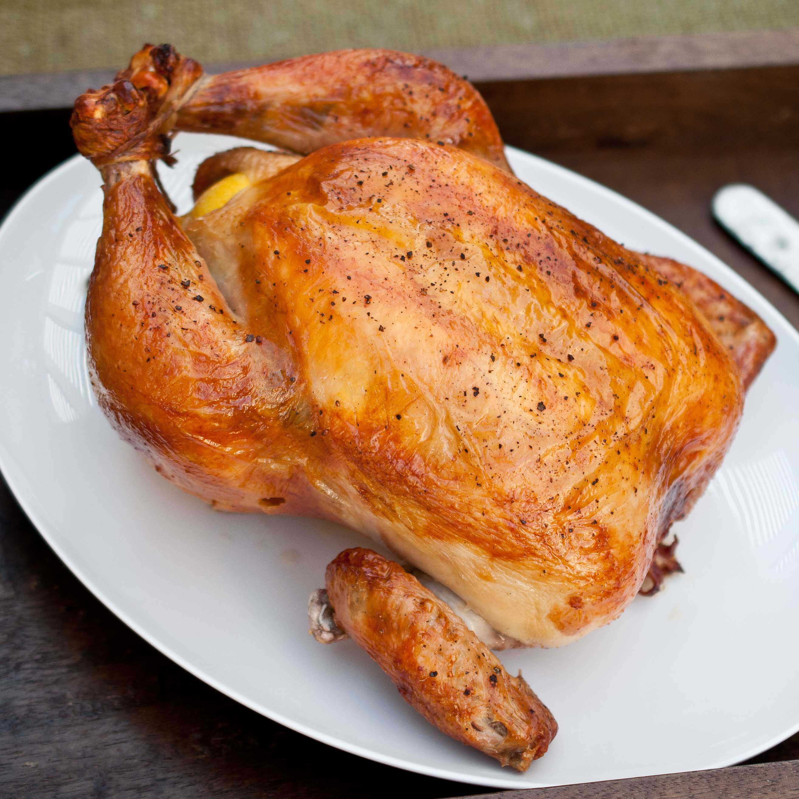Roasted chicken brine recipe